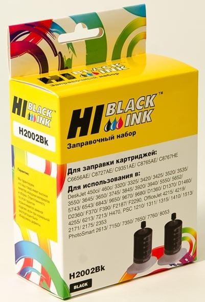 Заправочный набор Hi-Black C9351A/C8765H/C8767H/C6656A/C8727A
