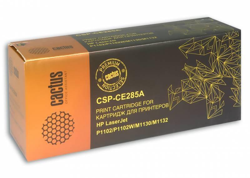 Картридж Cactus CE285A Premium