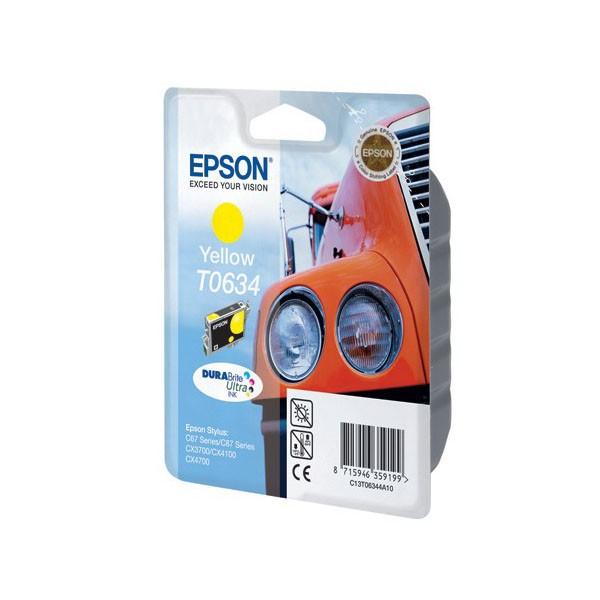 Картридж Epson T06344A