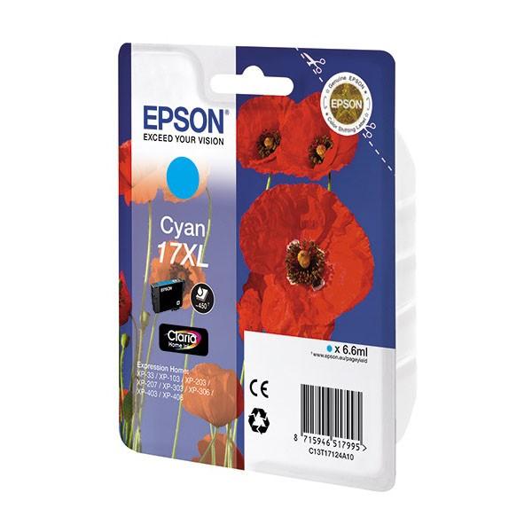Картридж Epson T17124