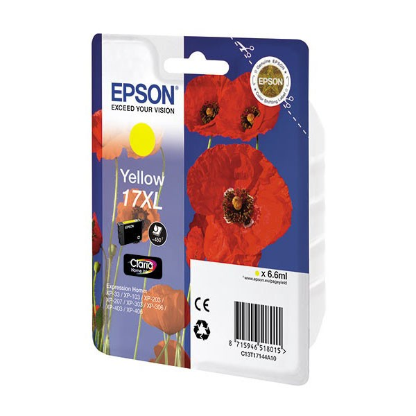 Картридж Epson T17144
