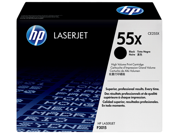Картридж HP CE255X