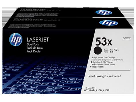 Картридж HP Q7553XD