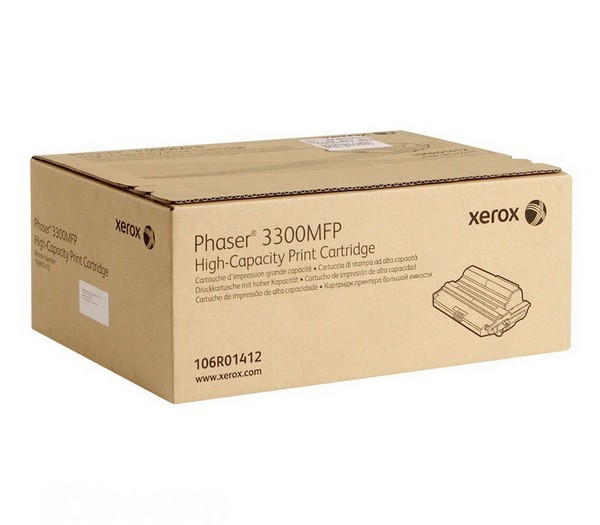 Картридж Xerox 106R01412