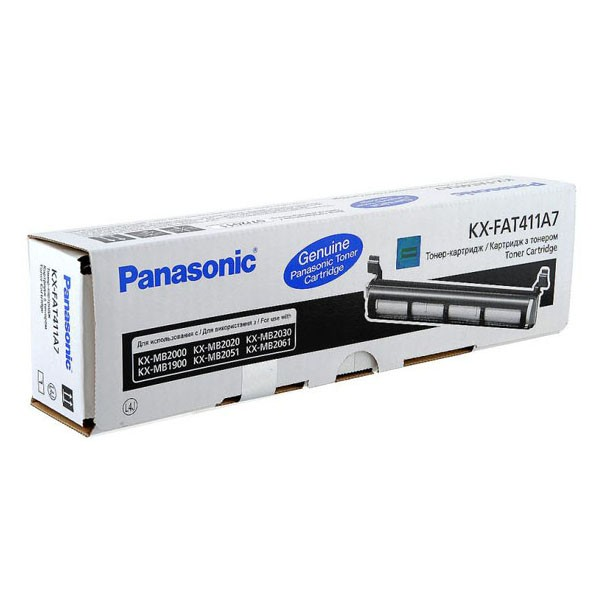 Тонер-картридж Panasonic KX-FAT411A7