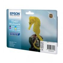 Набор из 6-ти картриджей Epson T048740